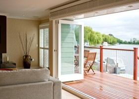 Bi-fold doors