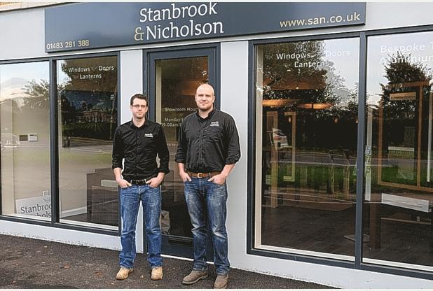 Ben Stanbrook and Simon Nicholson
