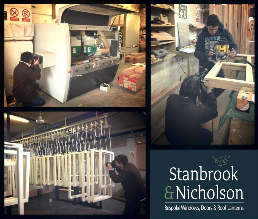 Stanbrook & Nicholson Factory