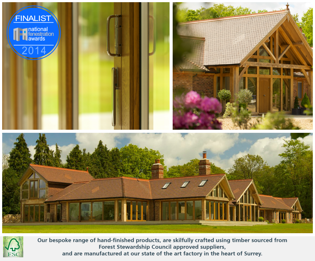 Best Timber Company 2014 National Fenestration Awards