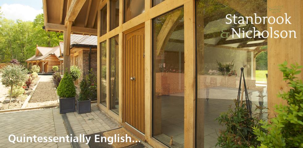 Stanbrook & Nicholson Bespoke Oak Joinery