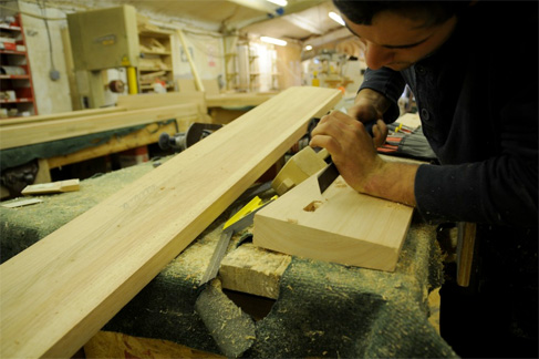 Stanbrook and Nicholson | Precision in Wood