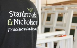 stanbrook and nicholson factory worker